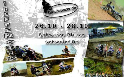 EnduroBoxer Treffen und Training 2012