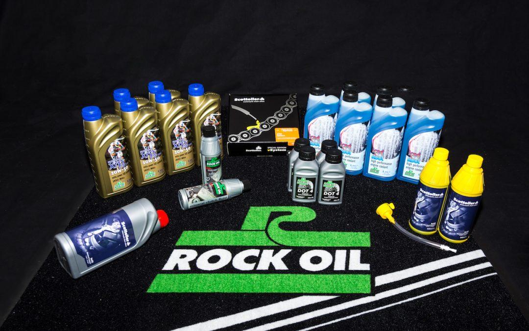Rockoil und Scottoiler für die ROB – KTM – BIKES