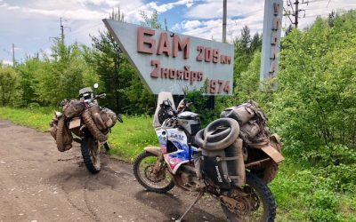 One week later – EnduroBoxer Tour 2018 BAM – ROB